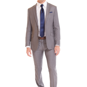 David Major Select Light Grey Suit