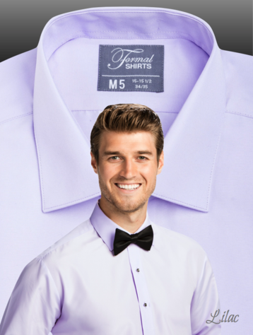 Lavender Formal Shirt